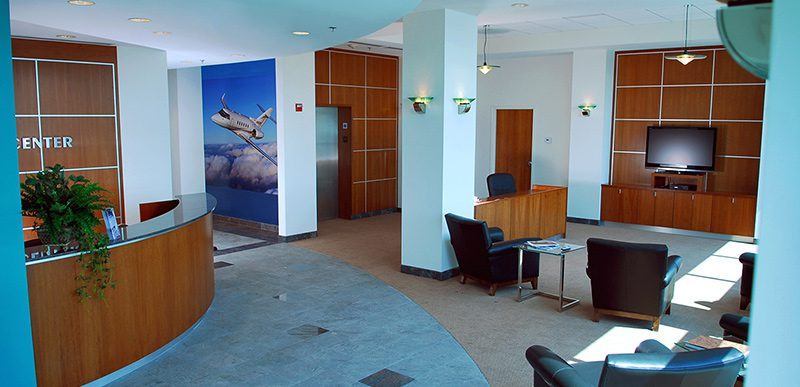 vip waiting lounge for Tailor made charter flights