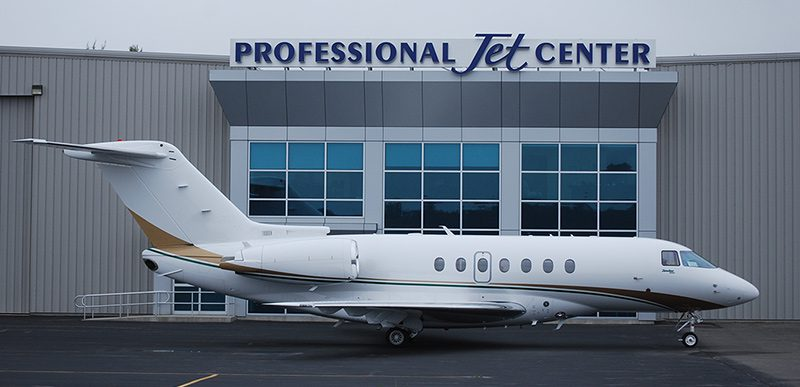 Airport Ground Operations jet facility for your tailor flight needs
