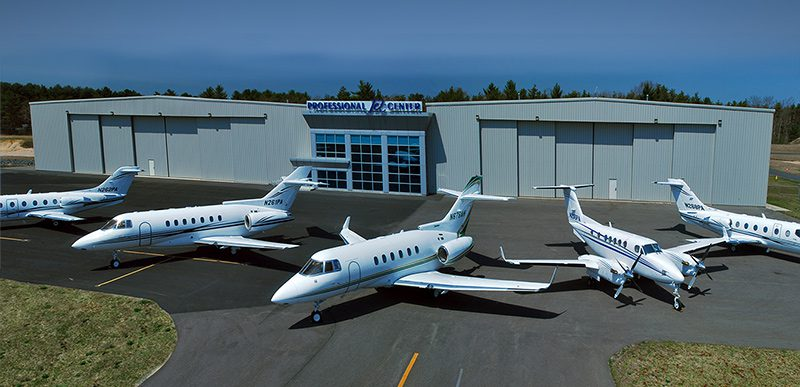 ProAirways hangar facilities for any tailored experience