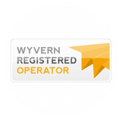 Wyvern Registered for Aircraft security and safety