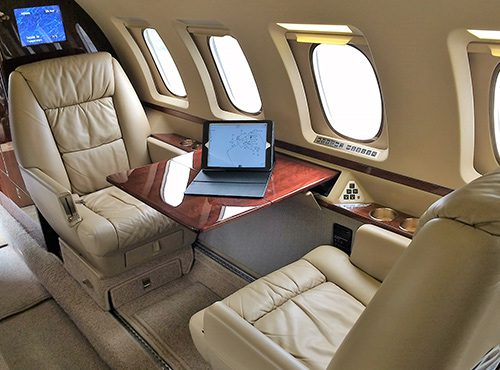 Corporate Jet Charter Services